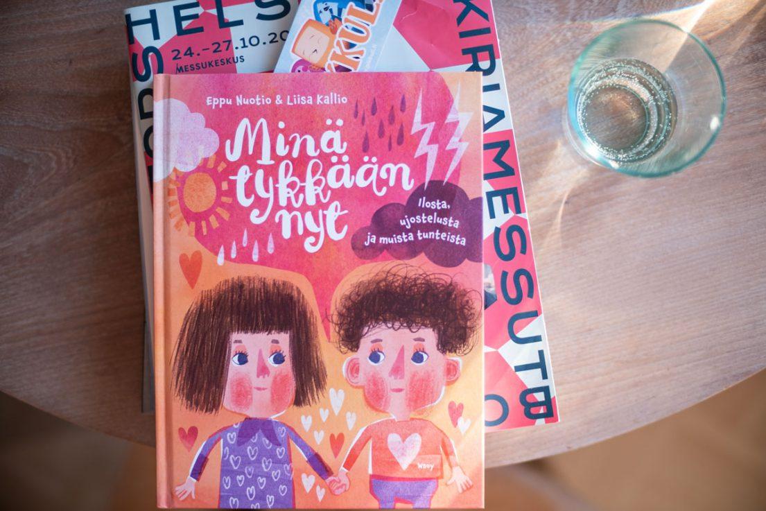 Minä tykkään nyt – Eppu Nuotio & Liisa Kallio