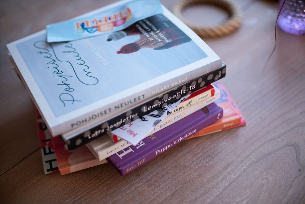 Kirjamessujen aarteita