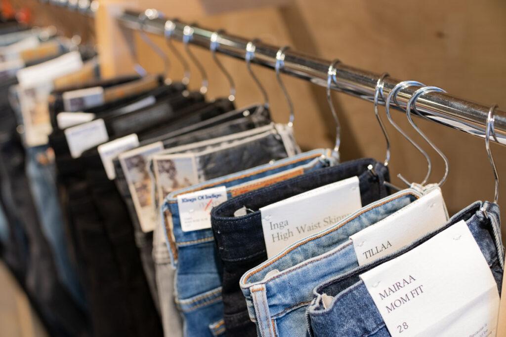 Nudge – vastuullisia vaatteita ja hyvää mieltä